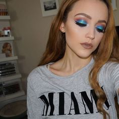 Beautiful ⭐️ Love this look by kathleenlights using the Juvia's Place Masquerade palette. Gorgeous