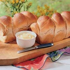 I started making bread a while ago and this is the sandwhich bread I make for my family. My husband says it's the best! The only changes I make are to use coconut oil instead of butter, I use raw organic agave instead of honey, and I use the white wheat.