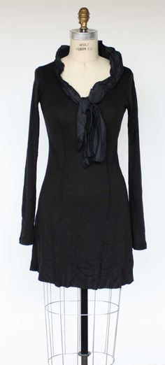 another black tunic
