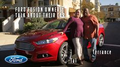 We asked a couple who own a Ford Fusion to tell us everything about their car — from technology to design to comfort. This is what they told us.