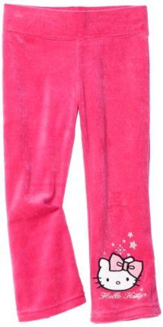 Hello Kitty Toddler Girls Printed Glitter Pant