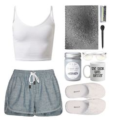 """homesick"" by touxe ❤ liked on Polyvore featuring rag & bone/JEAN, GANT, Shades of Grey by Micah Cohen and Wildfox"