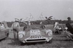 Rocznik 1975 - Toruń - W.M.P. Heinz Melkus - Melkus RS 1000 Wartburg