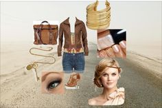 """down south chick"" by leftrightionlygoonedirection on Polyvore"