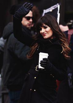 Lea Michele, a.k.a. Rachel Berry :)