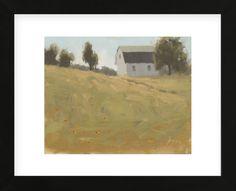 High Meadow Farm (Framed)