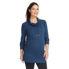 Maternity Cowl Neck Sweatshirt - Liz Lange® for Target