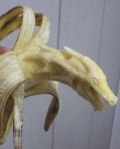 Banana dragon