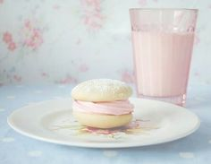 Macaroons and Milk ;)