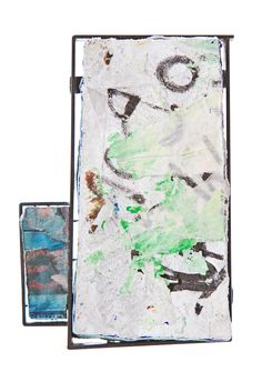 FRANCESCO CODA-IT  2012 papier mache iron,brooch