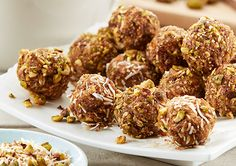 Free afternoon bliss balls recipe. Try this free, quick and easy afternoon bliss balls recipe from countdown.co.nz.
