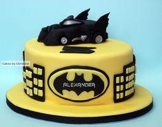 batman groom's cake | Batman Cake for my Grandson