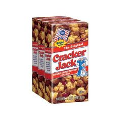 Cracker Jack The Original Flavor Popcorn, 3pk Walmart.com ❤ liked on Polyvore featuring home and kitchen & dining