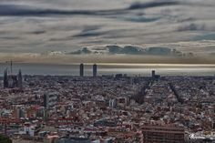 Barcelona, one of the greatest cities in the world