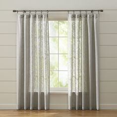 Pinch Pleat Voile Curtains What Should I Build