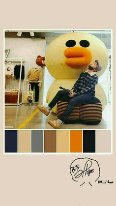 BTS 방탄소년단 제이홉 Wallpaper/Lockscreen