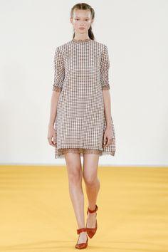 Emilia Wickstead SS17. Ready-to-wear