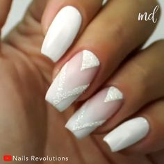 The perfect manicure ideas to go for! By @nailsrevolutions_official