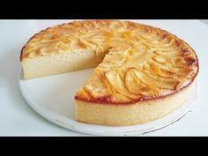 Tarta de Manzana fácil Postres Mil - YouTube