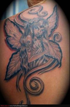 fairy tattoos - Yahoo Image Search Results
