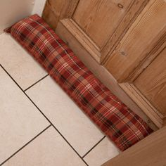 keeping your doors nice and sealed will ensure that precious heat doesn't escape. Put draft excluders under your door, and they help stop cold air from   coming in & hot air from going out.