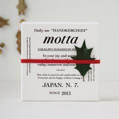 mottaギフトボックス【クリスマス限定】【包装】【のし】
