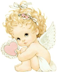 Baby Angel by Ruth Morehead Clipart Baby, Angel Images, Angel Pictures, Baby Engel, Angel Drawing, Sarah Kay, Elephant Nursery, Angel Art, Baby Scrapbook