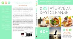 THE 25 DAY AYURVEDA CLEANSE - The Complete Herbal Guide