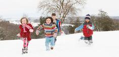 Kant en klare speurtochten: kinderfeestje buiten. Kinderfeestje buiten in de winter! 3 tips voor de organisatie van een cool verjaardagsfeest buiten in de winter