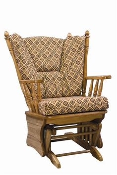 Amish Made Rocking Chair Cushions Design Museum 176 Best Chairs Images In 2019 Furniture Four Post Gliding Rocker With Ottoman