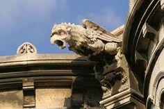 Montmartre Basilica gargoyle, Paris