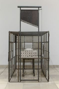 Louise Bourgeois, 'Cell (Choisy)', 1990-1993, Garage Museum of Contemporary Art