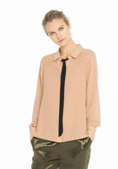 Camicia dalla vestibilita  morbida 8b7989d2e4e