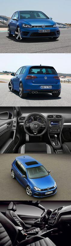 2014 VW Golf R mk7