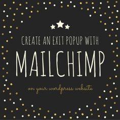 Mailchimp WordPress Plugin [Yeloni] – Easy setup in 2 minutes