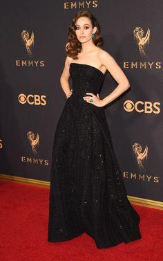 Emmy Rossum - Emmy 2017
