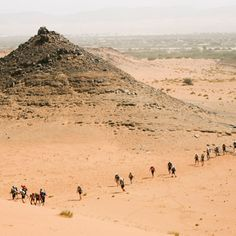The 9 Toughest Ultramarathons