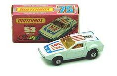 Matchbox 53 Tanzara