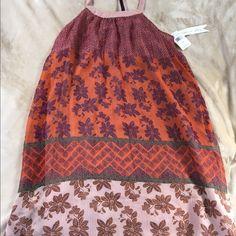 Summer T Back Dress (sheer, wear tank & leggings.) Cute Summer T Back Dress. Decorative Zipper. Above knee. Sheer. Never Worn. With Tags. Petticoat Alley Dresses Mini