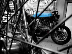 Ducati Sport 1000, 'Hill Climber' | Alain Wicki & Bad Boys Motorcycles
