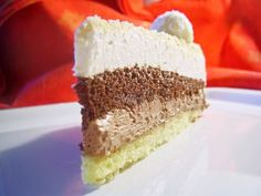 Cake Recipes, Dessert Recipes, Desserts, Coconut Mousse, Romanian Food, Romanian Recipes, Cakes For Women, Food Cakes, Vanilla Cake