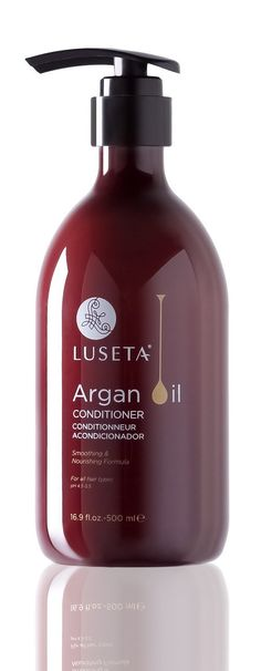 Luseta L3035 16.9 oz. Argan Oil Moisture Conditioner For Everyday Care -- This is an Amazon Affiliate link. You can get more details by clicking on the image.