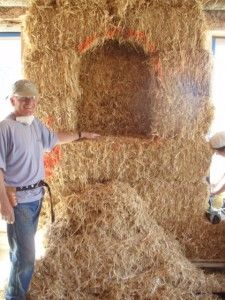'Tips and Trade Secrets' for straw Bale House. This has some excellent information. Highly recommend this site.