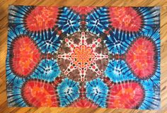 """Tapestry, 65"""" x 43"""" Cotton"""