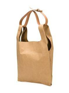 'Paper' shopper tote