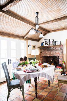 cozy hamptons cottage. | domino.com