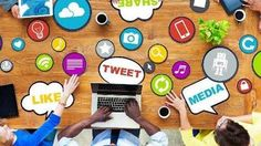 Don't dismiss the value and potential of social media in eLearning. The Role of Social Media in eLearning! Social Marketing, Marketing Online, Online Marketing Strategies, Digital Marketing Services, Content Marketing, Internet Marketing, Business Marketing, Marketing Ideas, Marketing Survey