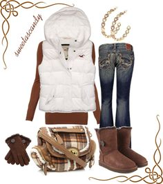 """Fall/Winter..."" by sweetlikecandycane on Polyvore"