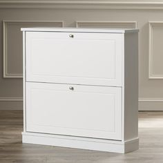 Darby Home Co McIntire Shoe Storage Cabinet & Reviews | Wayfair