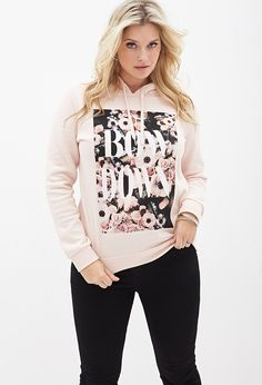 Bow Down Fleece Hoodie #F21Plus....I just bought this!-rach
